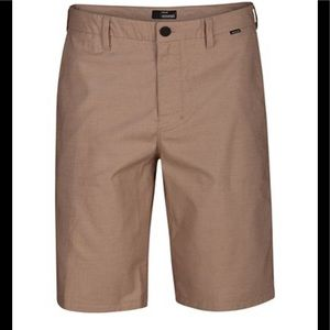 Hurley light weight Nike dri-fit shorts